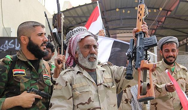 Irak'tan Halep'e milis yığınağı