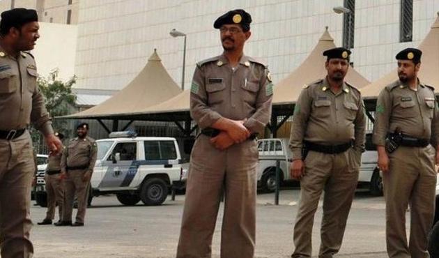 Suudi Arabistan'da polise silahlı saldırı