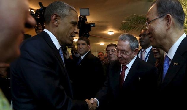 ABD'den Küba'ya 55 yıl sonra büyükelçi