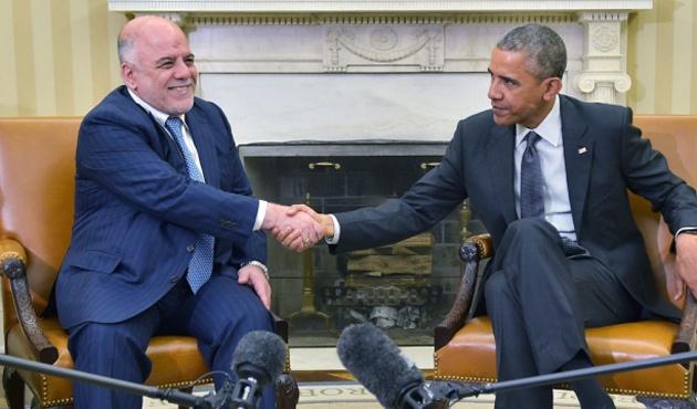 Obama ve İbadi Musul operasyonunu görüştü