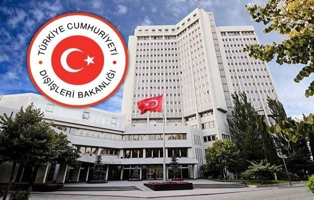 Türkiye'den Belçika'ya kınama