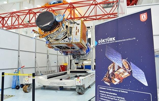 Göktürk-1 yarın uzaya fırlatılıyor