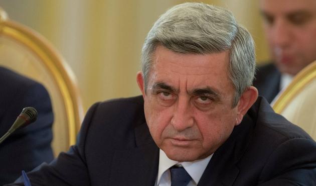 Sarkisyan Alman vekillerden evet oyu istedi