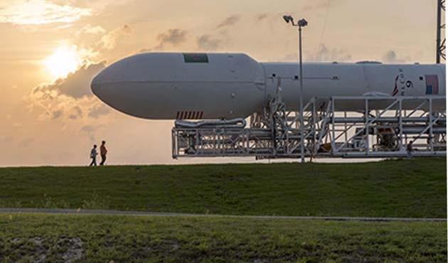 SpaceX patlama sonrası ilk Falcon'u uzaya gönderiyor