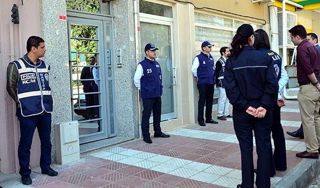 Manisa'da 'paralel yapı'dan yedi tutuklama