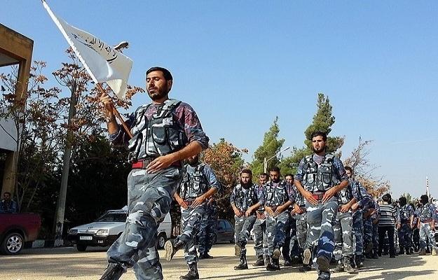 'Eğit-donat'ta ilk grup Suriye'ye gönderildi