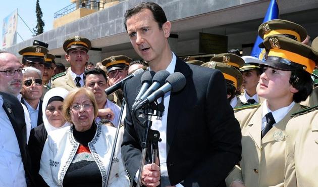 Suriye yönetimi Cenevre'de yok