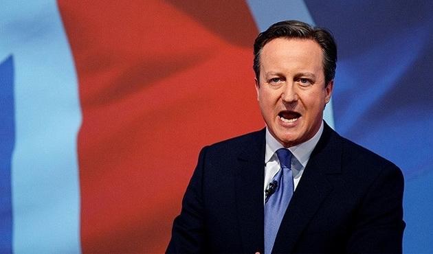 İngiltere'de Muhafazakarlar tek başına iktidara gidiyor