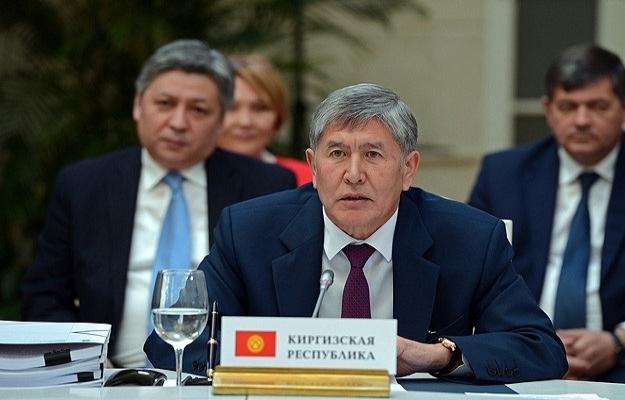 Bişkek'ten Moskova'ya içişlerine müdahale suçlaması