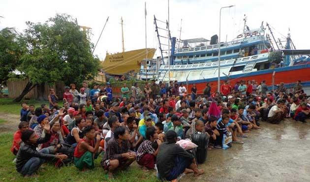 Tayvan, 41 Çinli balıkçıyı göz altına aldı