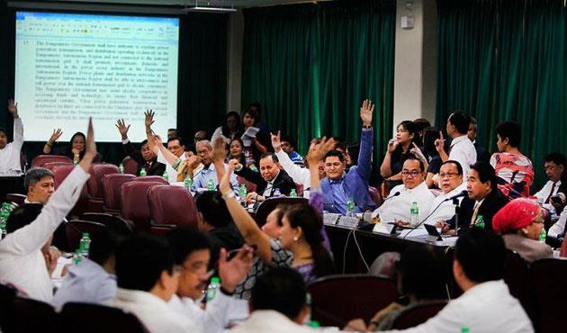 Filipinler'e Bangsamoro yasası çağrısı