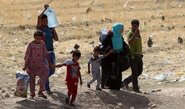 Türkmen Cephesi: 800 kadınımız IŞİD'in elinde