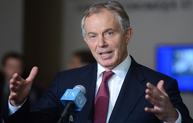 Blair siyasete geri dönüyor