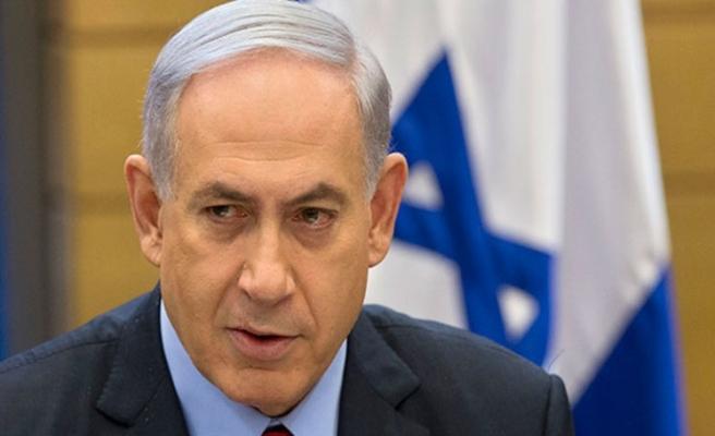 Netanyahu yine Hamas'ı suçladı