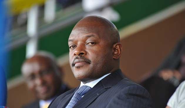 Burundi'de Nkurunziza üçüncü kez Başkan seçildi