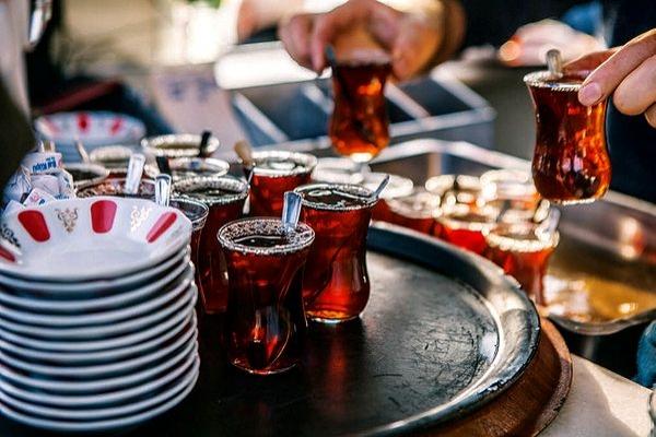 Çay içelim çay