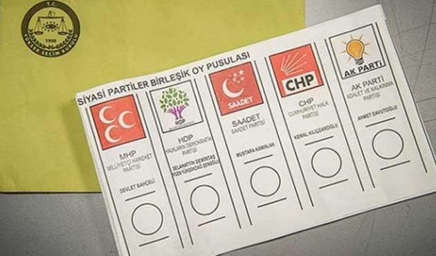 'Başkası adına HDP için oy kullandılar' iddiası