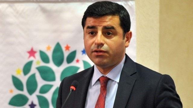 HDP Meclis başkanlığı tavrını açıkladı