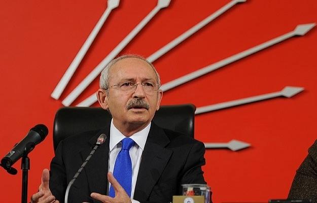 Kılıçdaroğlu: Çatı mı kaldı