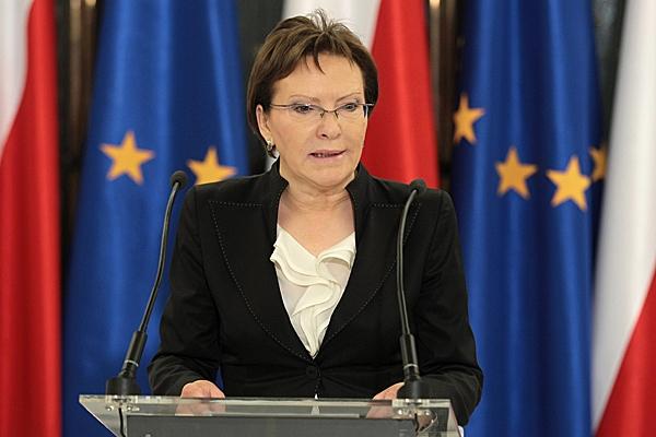 Polonya meclisinde istifa
