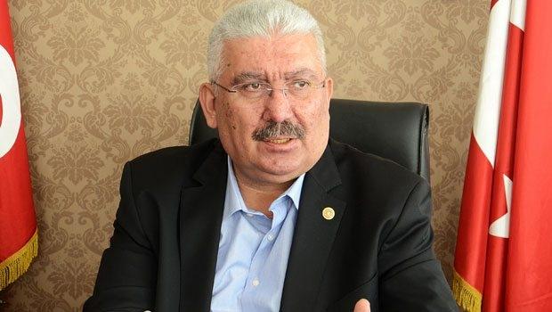 MHP'den 'kapıları kapatmamıştık' mesajı