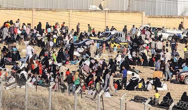 Suriye'yi terkedenlerin sayısı  4 milyonu geçti