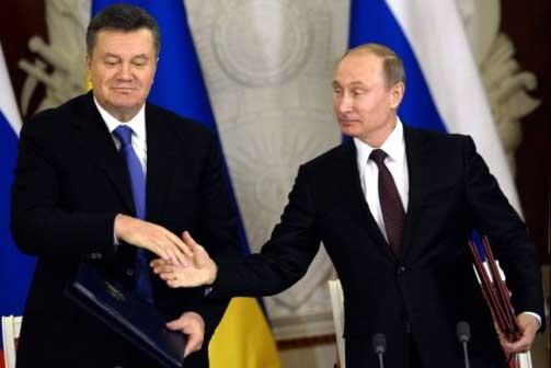 Ukrayna'da devrik liderin soruşturması sürüyor