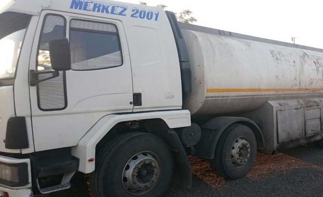 Diyarbakır'da petrol çalan iki kişi tutuklandı