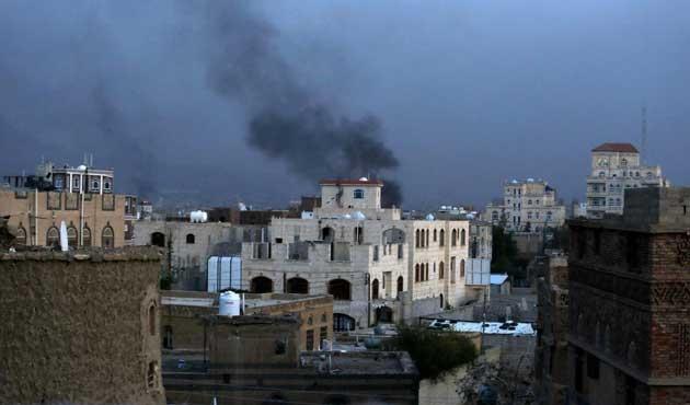 HRW: Koalisyon Yemen'de savaş suçu işliyor