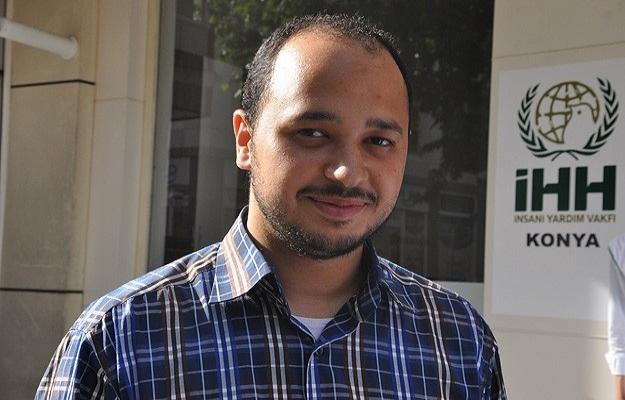 Mısır'da Beltaci'nin oğlu serbest bırakıldı