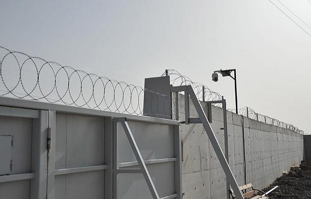 Mürşitpınar'da sınır hattı '24 saat' izleniyor