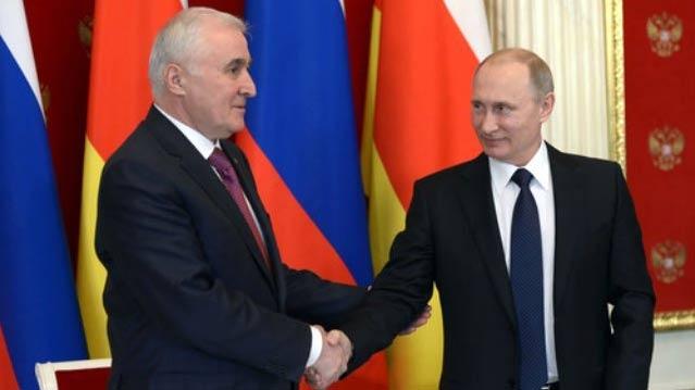 Rusya'dan Güney Osetya'ya maddi destek