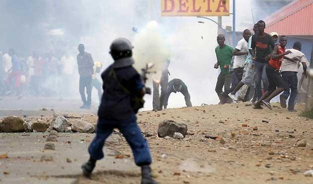 Afrika Birliği Burundi'ye misyon gönderiyor