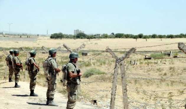 Suriye sınırında 514 kişi yakalandı