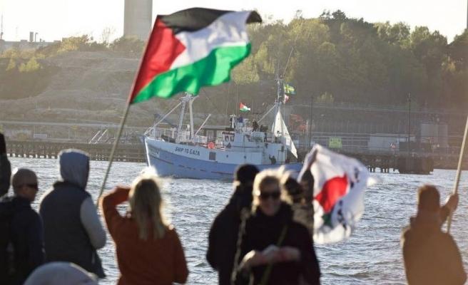 Gazze'ye 5. tekne hazır