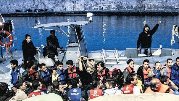 BMMYK'nden Yunanistan'daki mülteciler için çağrı