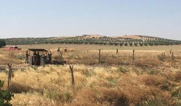 IŞİD, Karkamış'ın karşısına mayın döşedi