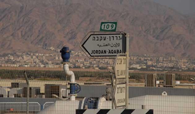İsrail Ürdün sınırına duvar örüyor