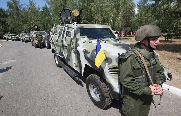 Kanada-Ukrayna ortak tatbikata hazırlanıyor