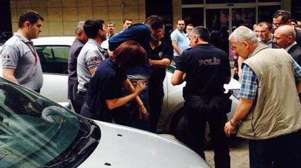 Adalet Bakanlığı binasına saldırı