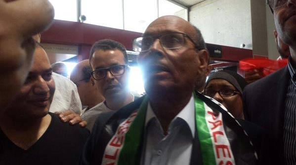 İsrail, Özgürlük Filosu'ndaki Marzuki'yi geri gönderdi