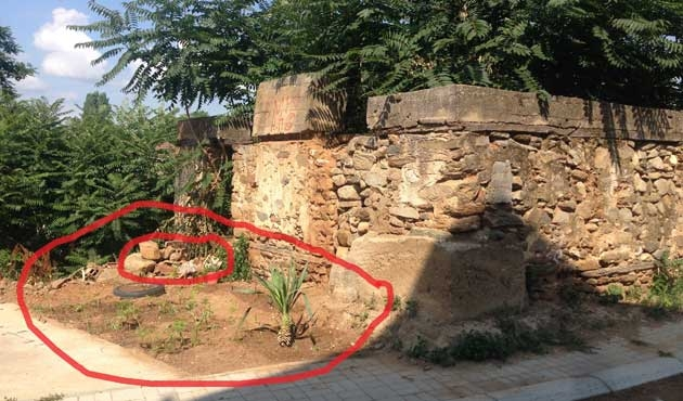Makedonlar, Osmanlı camisini yok ediyor | FOTO