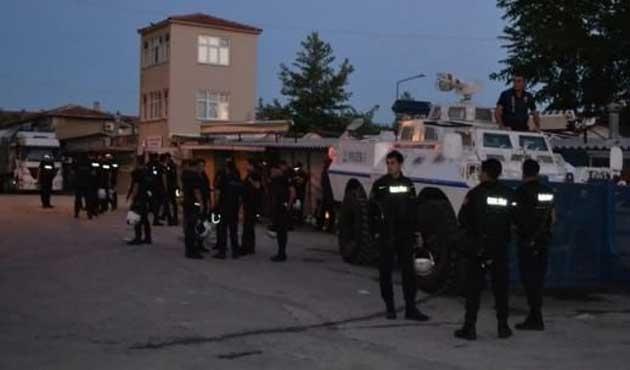 Edirne'de büyük operasyon; 100 gözaltı