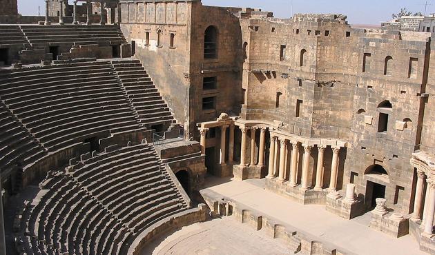 Suriye parasından Esad gitti Roma geldi
