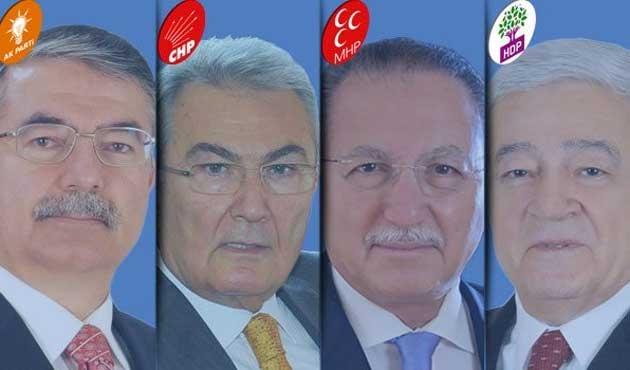 Meclis başkanını MHP ve HDP'nin tavrı belirleyecek