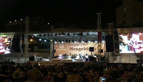 Erzurum Belediyesi ve İran Konsolosluğu'ndan ortak organizasyon