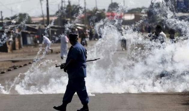 Burundi'deki gösterilerde altı kişi öldü