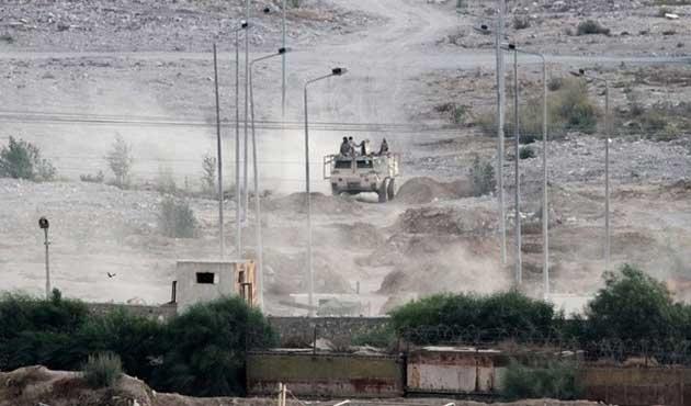Sina operasyonlarında bir haftada 241 ölü