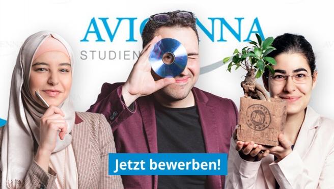 Almanya'da 'Avicenna'dan daha çok öğrenciye burs