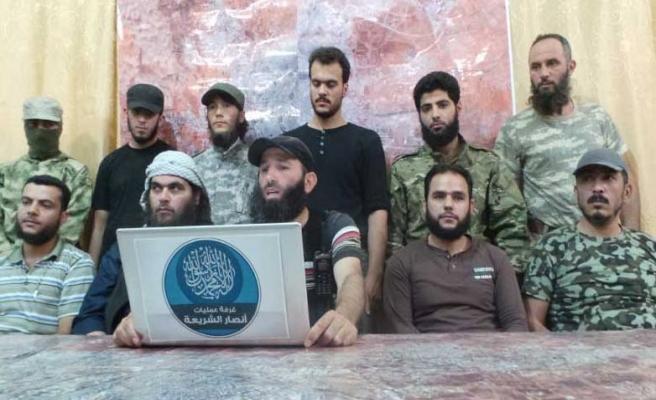 Halep'te operasyona 7 bin muhalif katılıyor